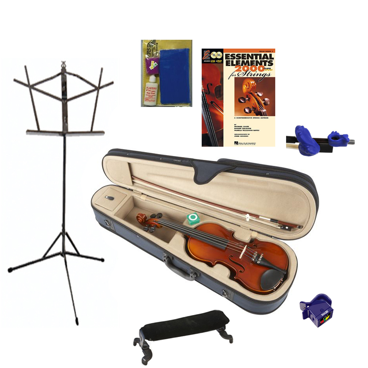 Little Kids Instruments Suzuki Violin 220 Pack