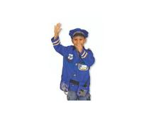 Melissa and Doug Role Play Sets | Police Officer Dress Up
