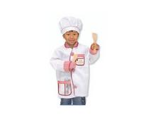 Melissa and Doug Role Play Sets | Chef Dress Up