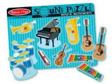 Melissa and Doug Toys | Sound Puzzles