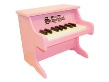 18 Key Pink Toy Piano