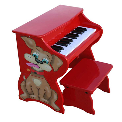 Schoenhut Piano Pals Dog