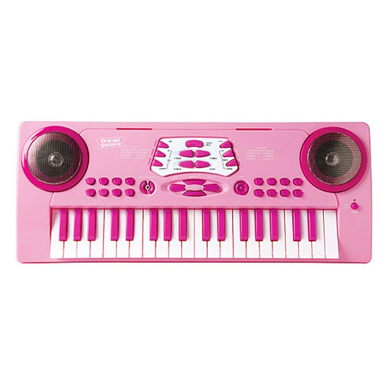 Toy Keyboards | First Act 32 Key Pink